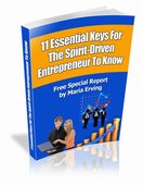 Essential Keys E-book by Maria Erving