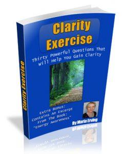 Clarity Exercice E-book by Maria Erving