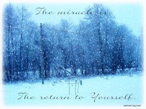 Return to Self