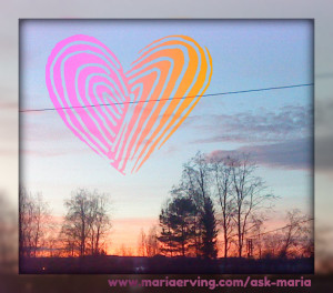 Ask Maria about spirituality