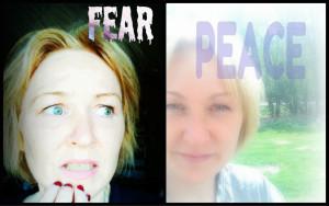 fear or peace