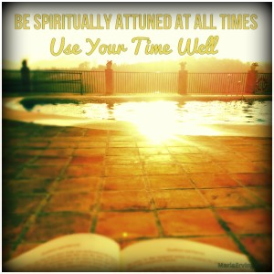 spiritually attuned
