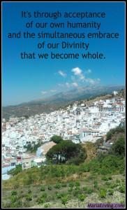 embrace wholeness