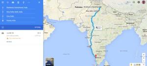 India trip 2016