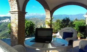 La Maroma mountain