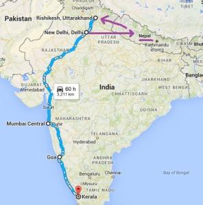 India travel 2016