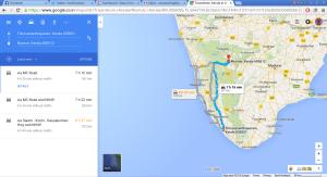 Trivandrum Kerala to Munnar
