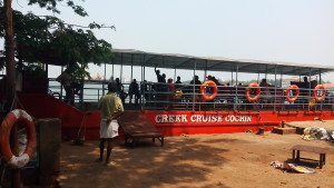 fort cochin ferry to vypin