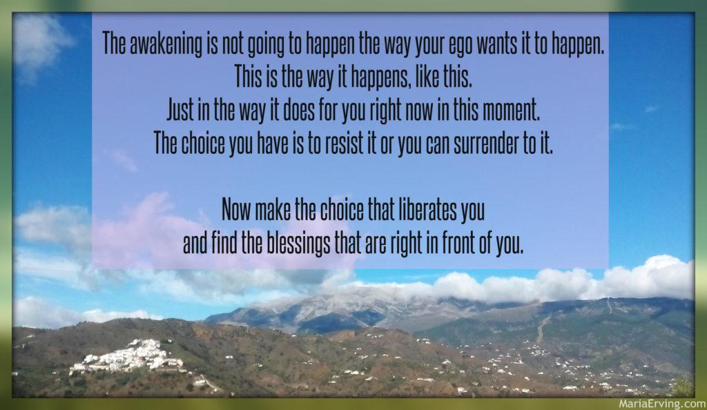 awakening process resistance