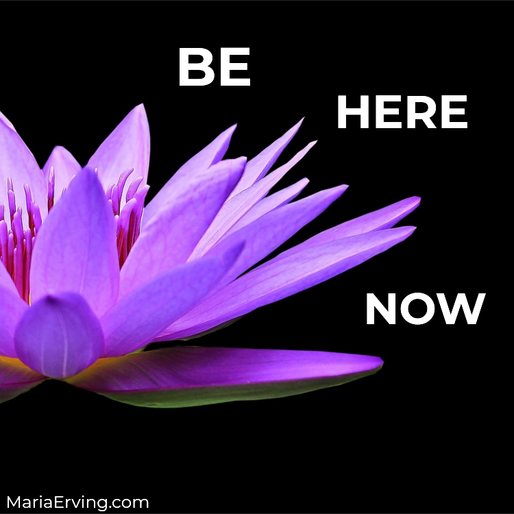"""""""be here now"""""""