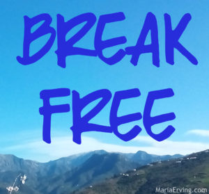 break free, start a new journey today