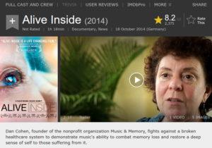 Alive Inside Documentary