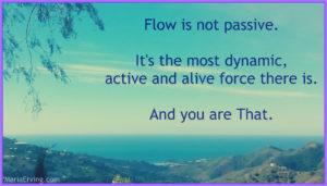 flow not passive