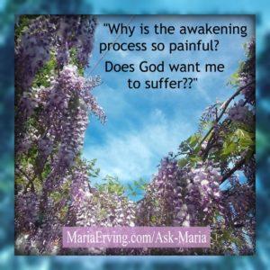 painful awakening