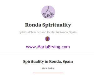 Spiritual Teacher and Healer in Ronda, Spain