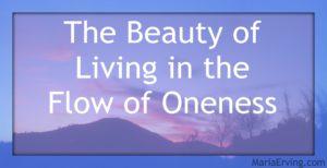 oneness flow