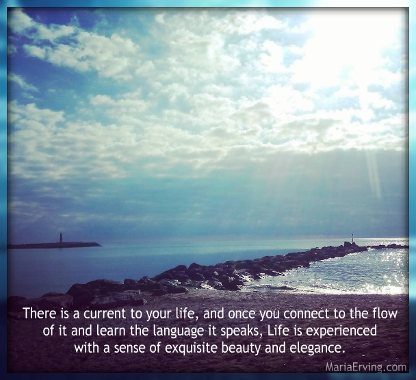 flow of your life quote