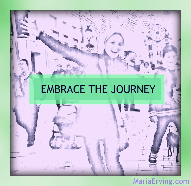 embrace the journey to abundance