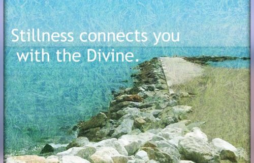Connect with the Divine