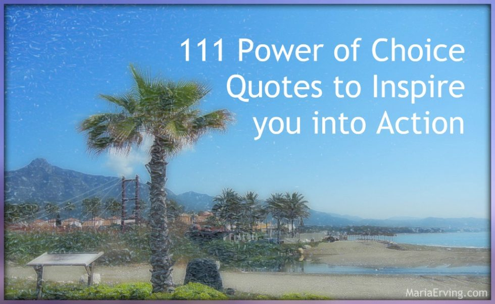 111 power of choice quotes