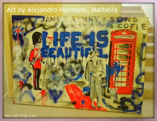 Alejandro Hermann Life is Beautiful