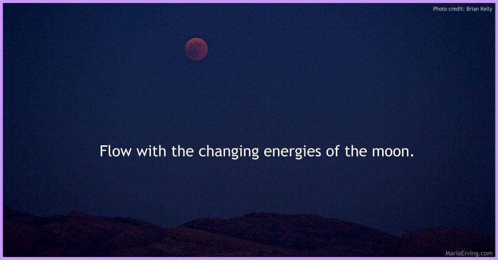 full moon energy