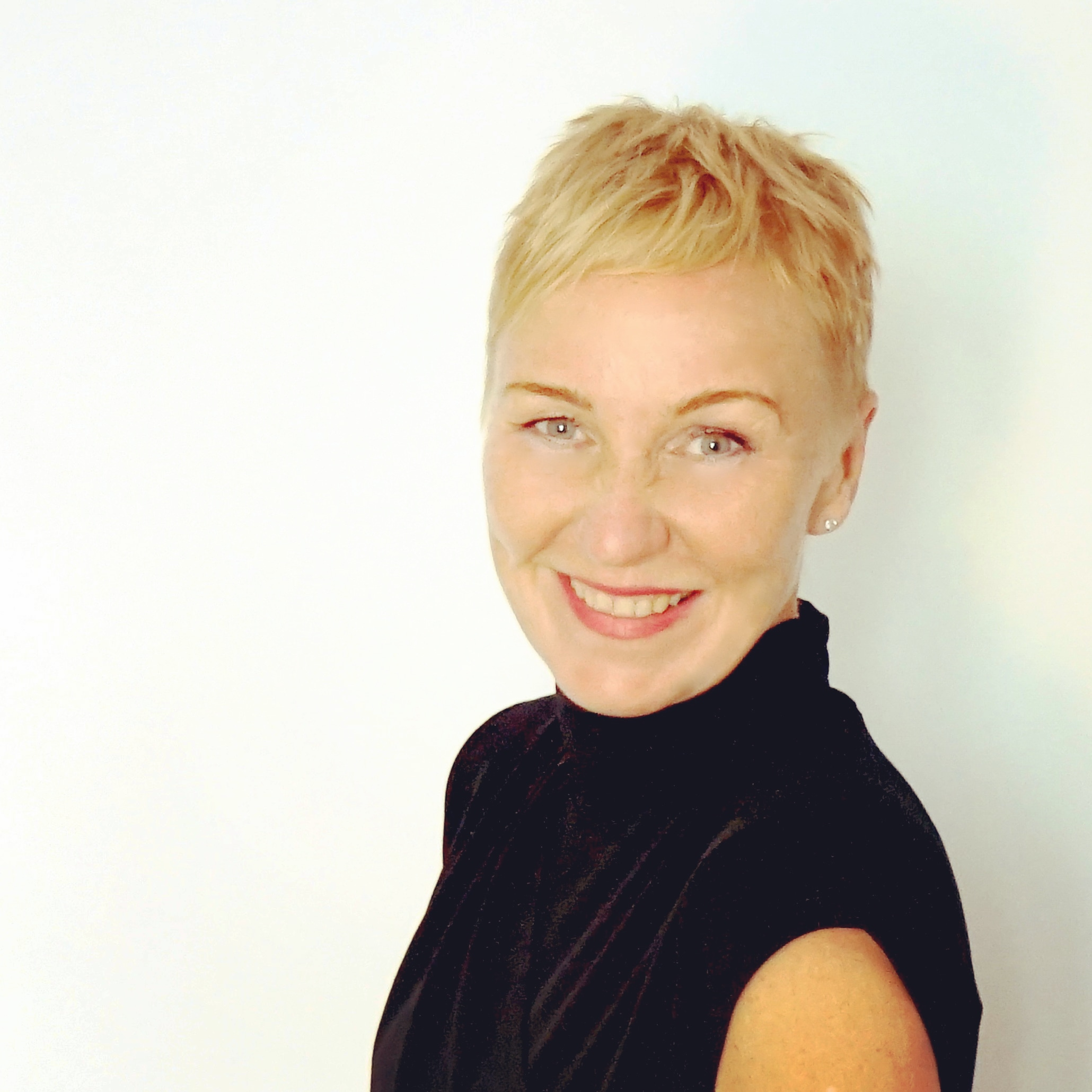 Transformational coach Maria Erving
