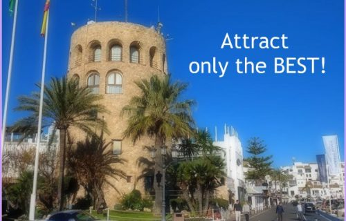 energy attracts, puerto banus, marbella, costa del sol, spain