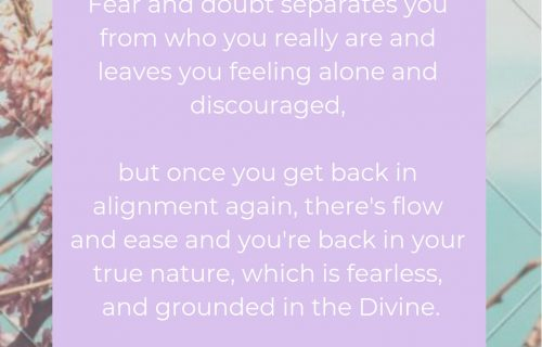 grounded in divine quote maria erving