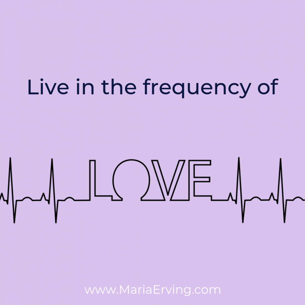 frequency of love