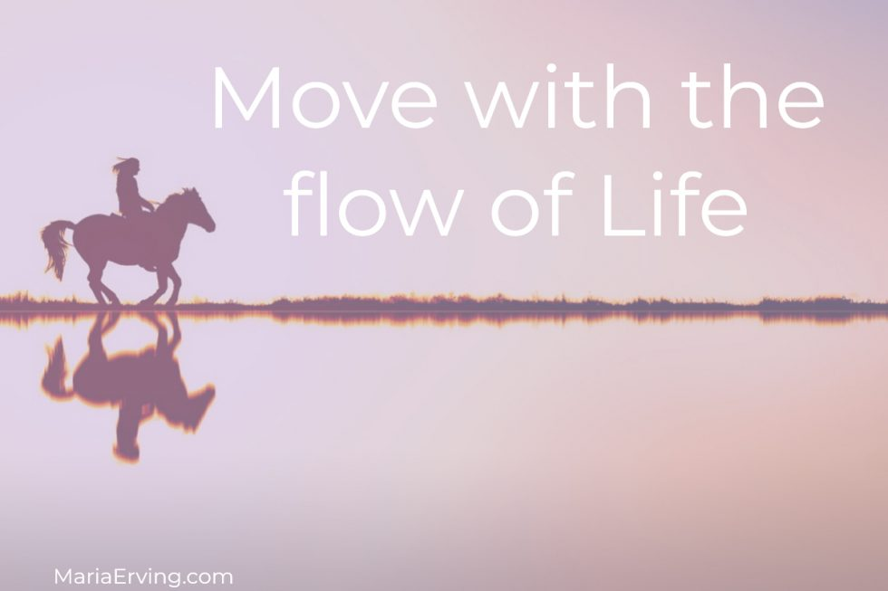 Align with the flow of Life