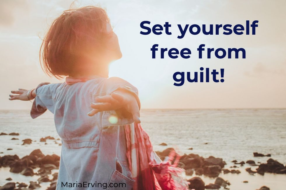 Free yourself from guilt