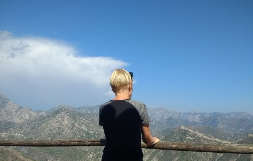 Andalucian mountains