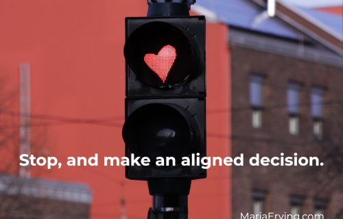 Synchronicity and aligned decisions