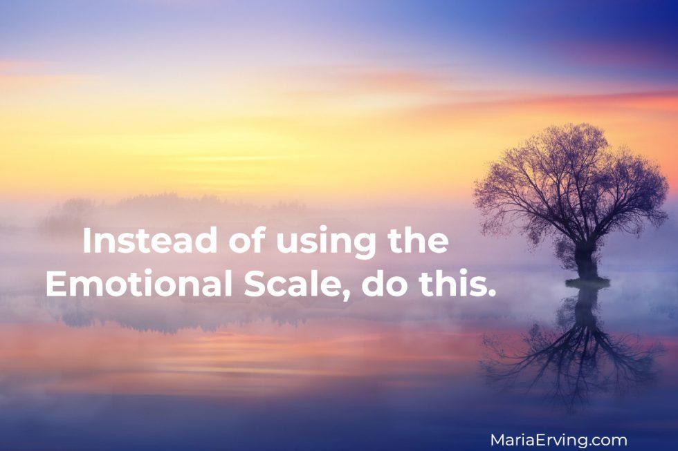 emotional scale