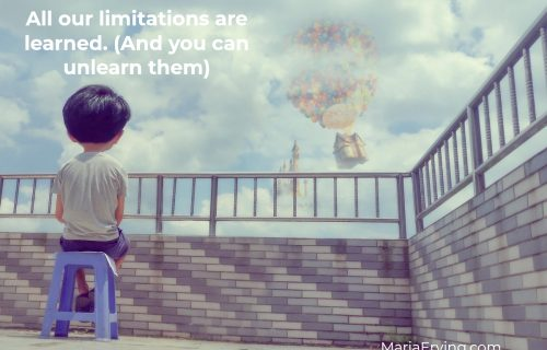 Limitations are learned