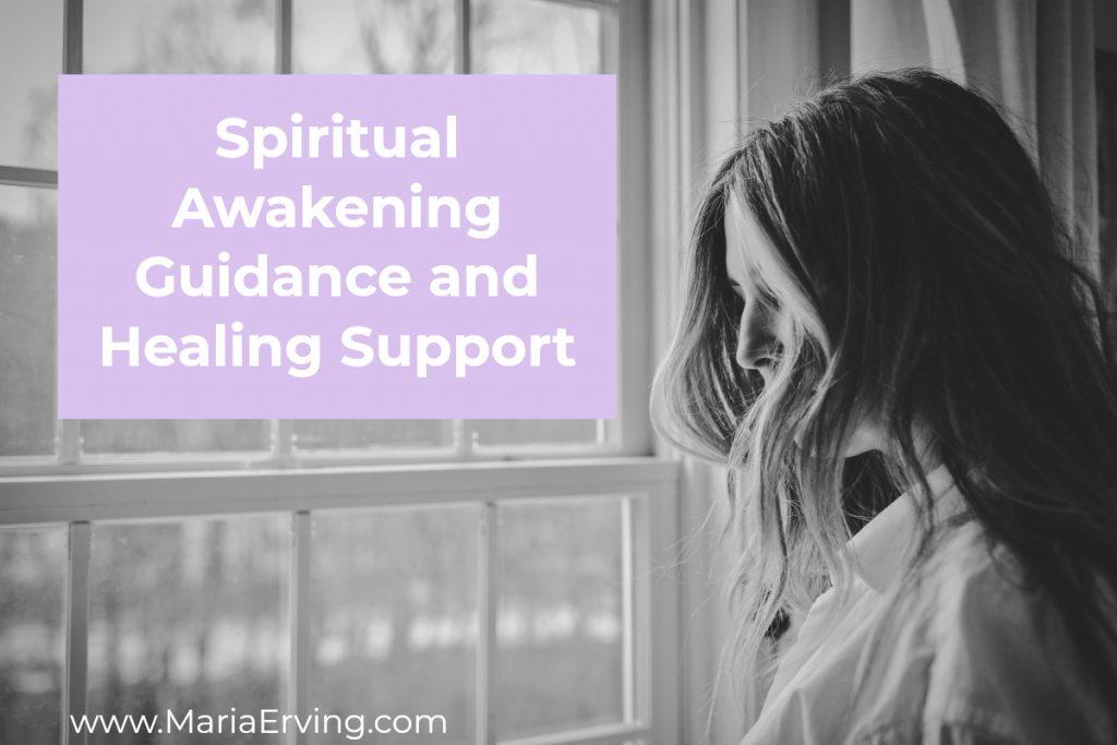 Spiritual Awakening Guidance and Healing Support