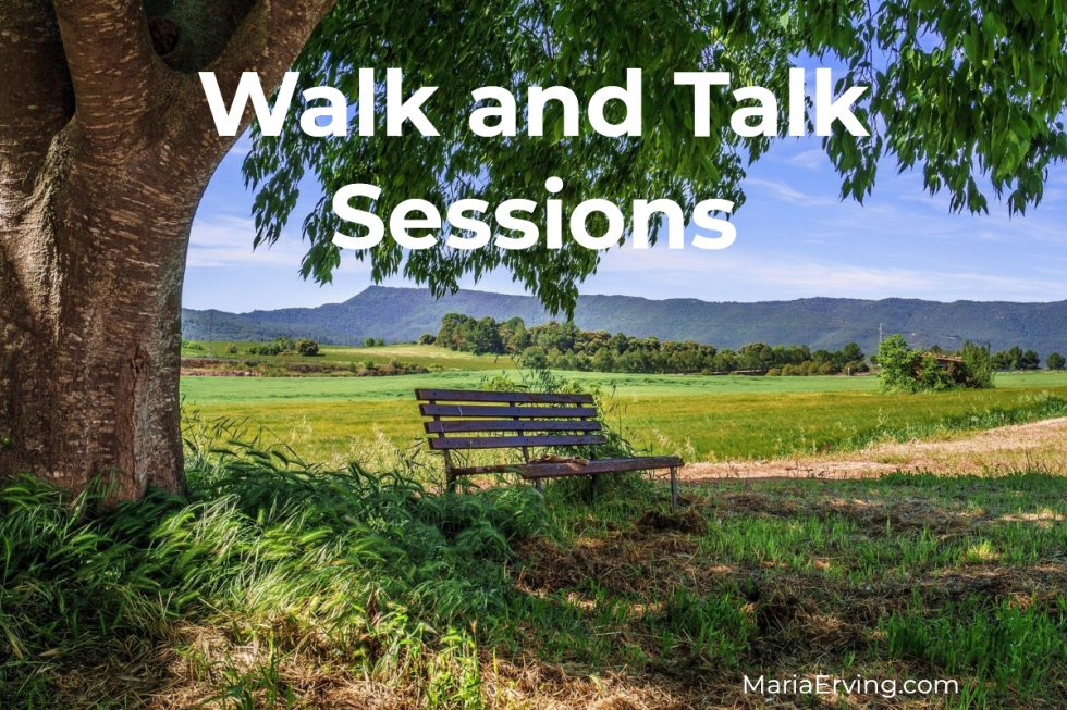 walk and talk, transformational coaching in nature
