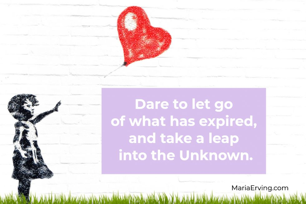 Take a leap into the Unknown