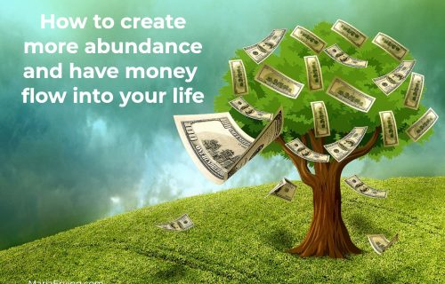 How to manifest money flow