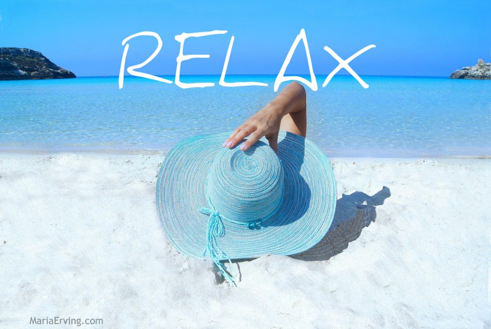 relax and manifest