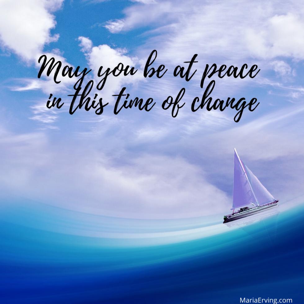 coronavirus crisis: cultivate inner peace and calm