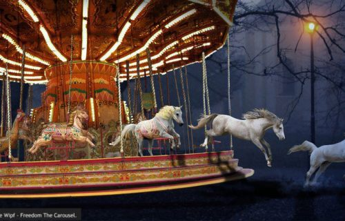 Anne Wipf - Freedom The Carousel