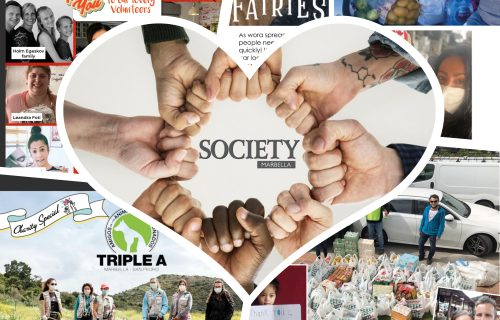 Society Marbella Magazine – Charity Issue, May 2020