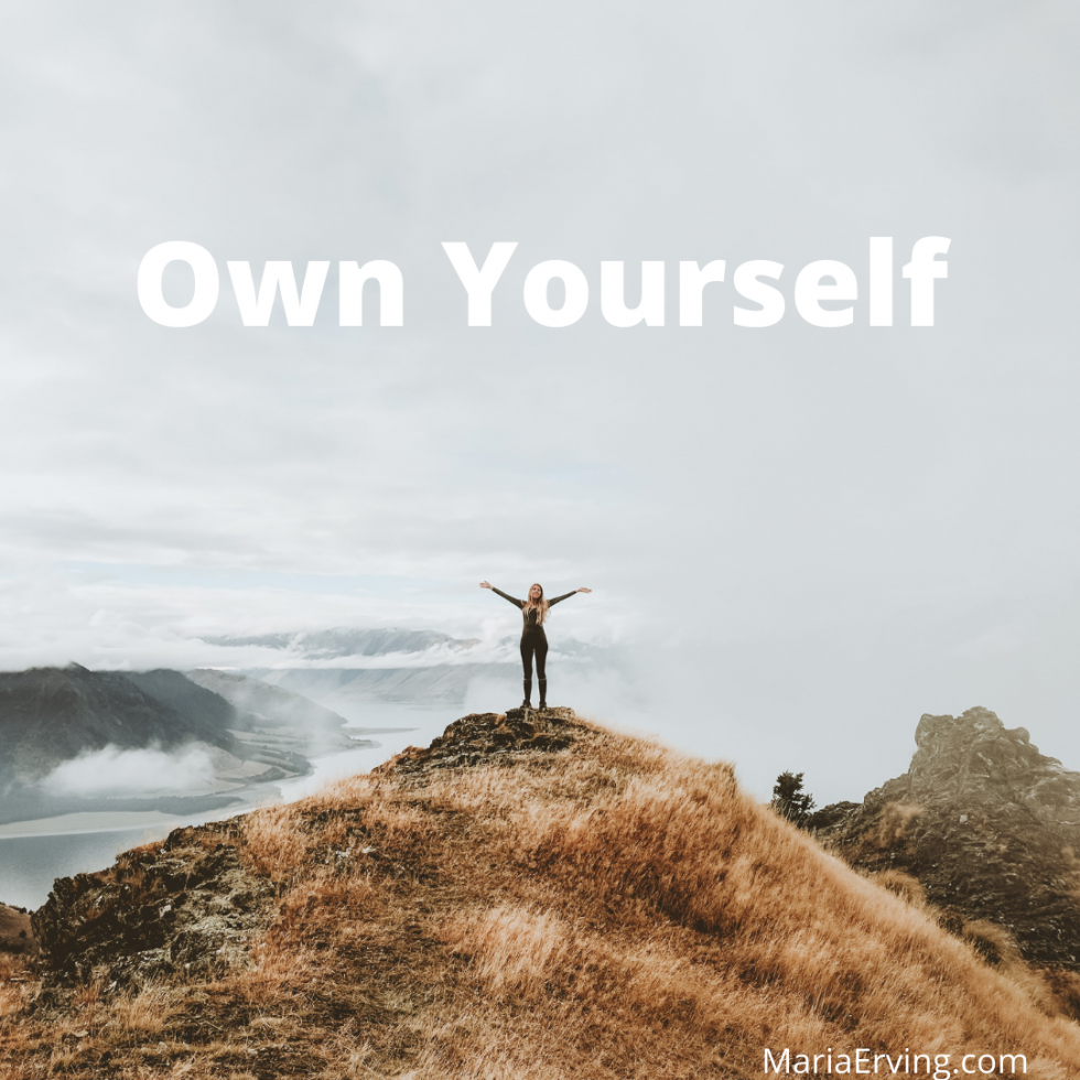 Own your consciousness