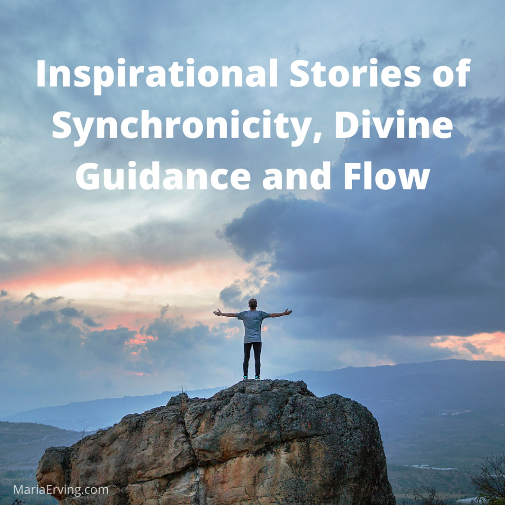 Stories about synchronicity, signs and flow