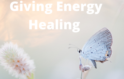 How to give energy healing session