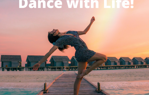 Dance with Life The co-creative process in manifesting