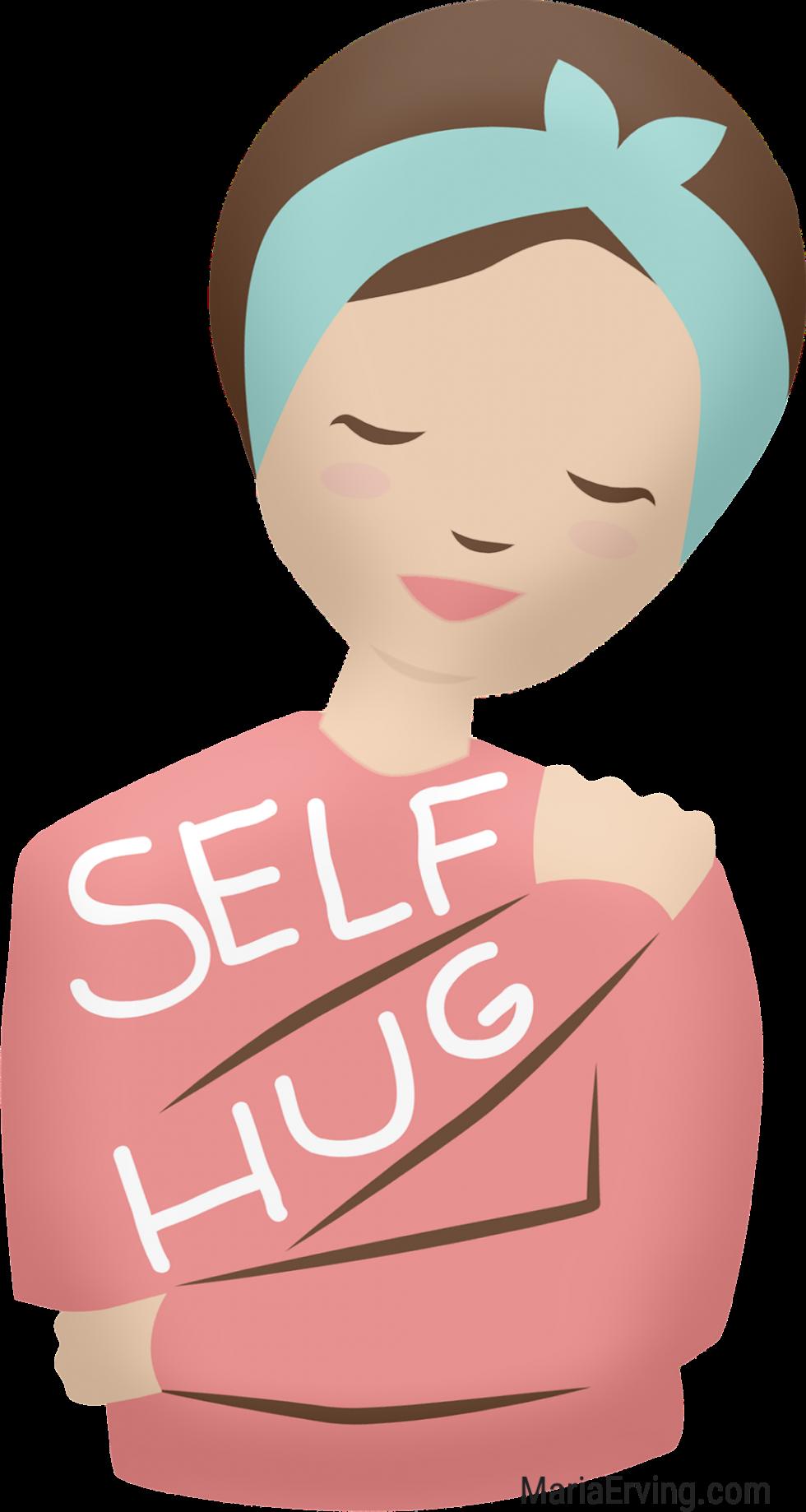 self-hug
