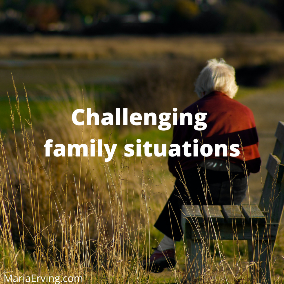 how to stand firm in the midst of family drama